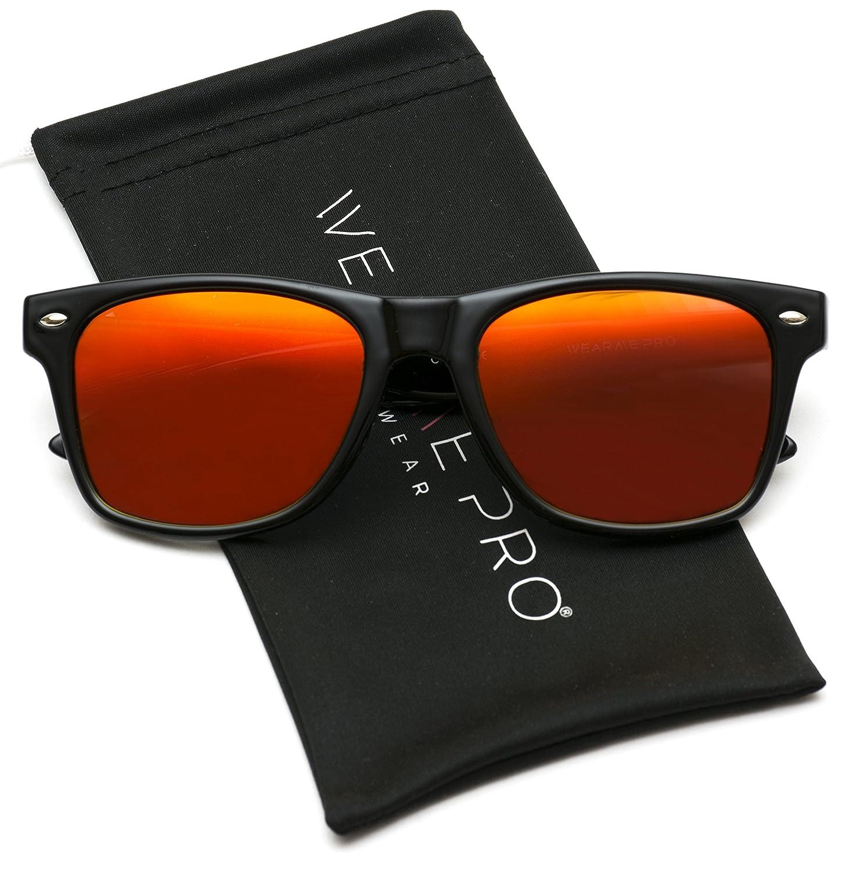 WearMe Pro Adult Rimmed Style Sunglasses