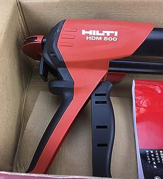 HDM 500 Manual Anchor - Dispensador con hit-cr 500 y hit-cb: Amazon.es: Oficina y papelería