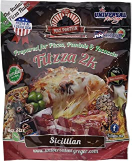 Max Protein Fitzza Harina Avena, Termo-Activada - 2000 gr