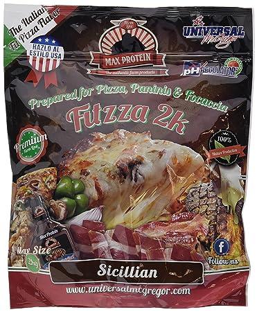 Max Protein Fitzza Harina Avena, Termo-Activada - 2000 gr: Amazon.es: Salud y cuidado personal