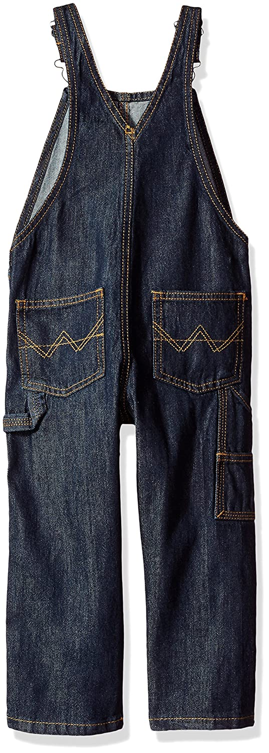 Wrangler Authentics Toddler Boys/' Denim Overall