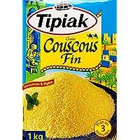 Tipiak Couscous Fin, 1Kg