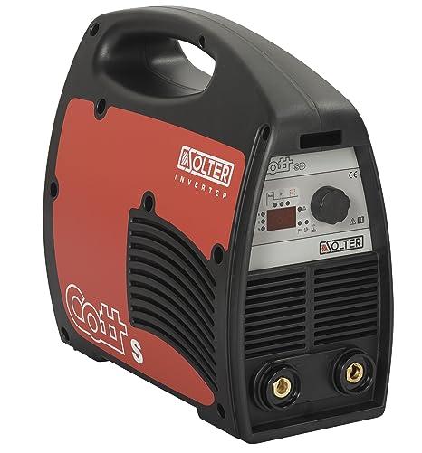 Solter 04253 Inverter COTT 175 SD Superboost + maletín 6.5 W, 240 V, Rojo