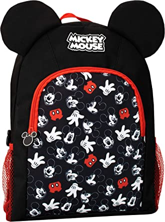 Minne Mouse Rucksack PERSONALISED backpack school Children/'s Nursery kids bag
