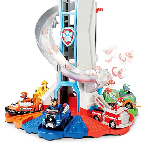 Amazon.com: Paw Patrol My Size Lookout Tower (Dispatched From UK): Toys & Games
