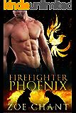 Firefighter Phoenix (Fire & Rescue Shifters Book 7)