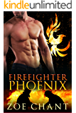 Firefighter Phoenix (Fire & Rescue Shifters Book 7)