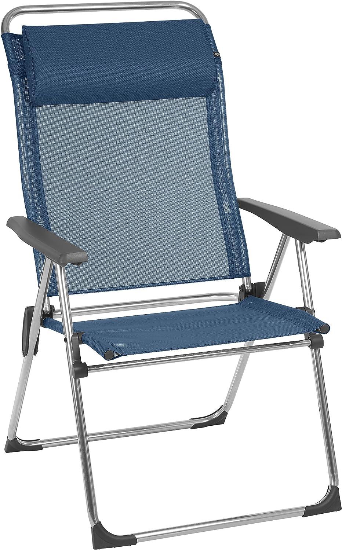Lafuma LFM27743865 Camping Beach-Aluminium Steel Foldable Chairs, Oc an