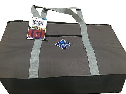 Cooler Bag Jumbo Size, Insulated Shopper, Leak Proof: Amazon