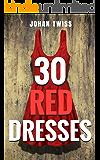 30 Red Dresses
