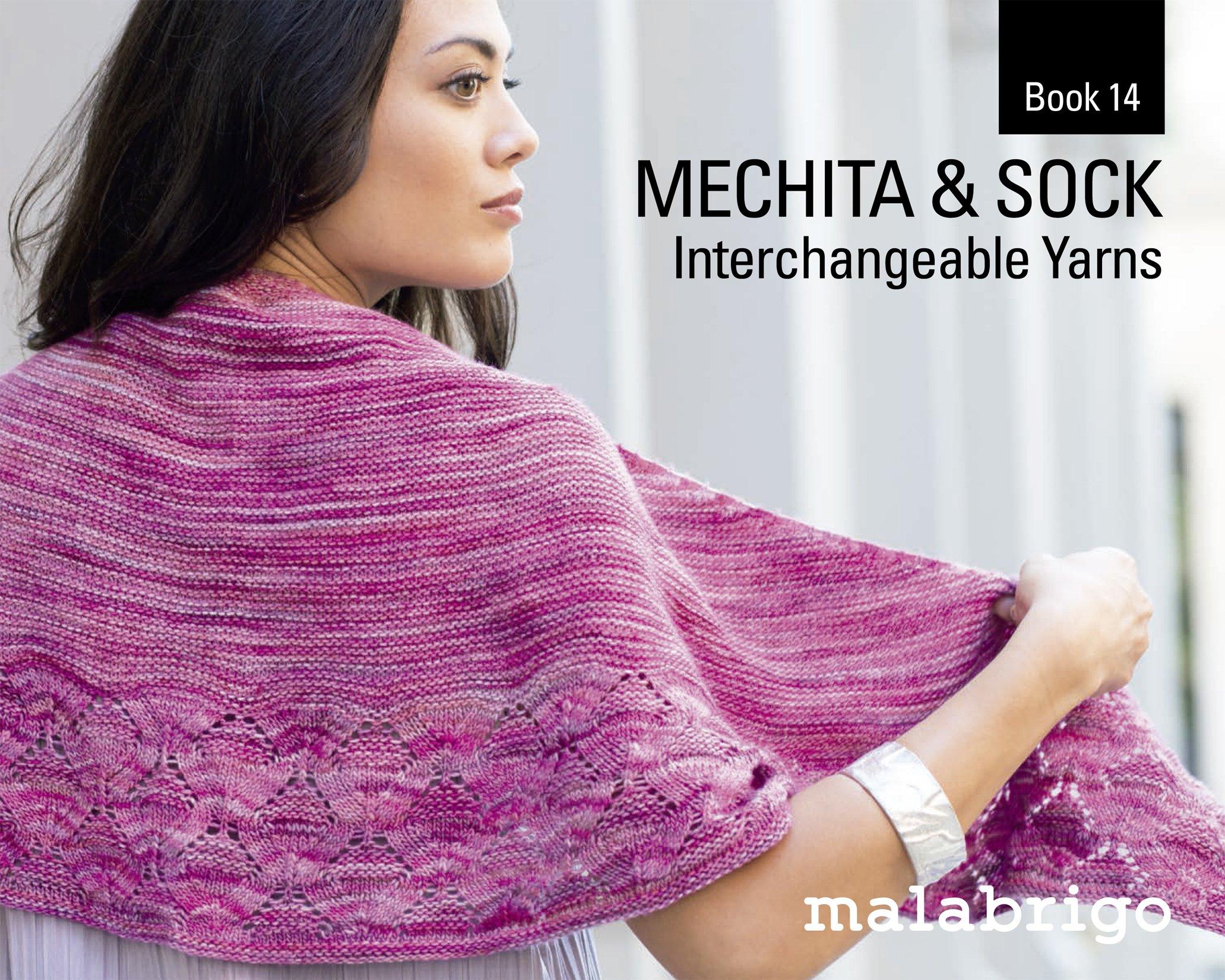 Malabrigo Book 14, Mechita and Sock