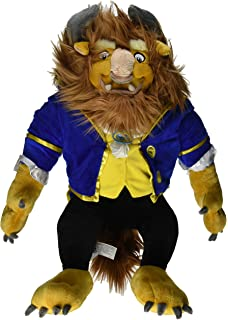 c2ab590adda Disney Store Beauty and The Beast Large Jumbo 23 Beast Plush Doll ...