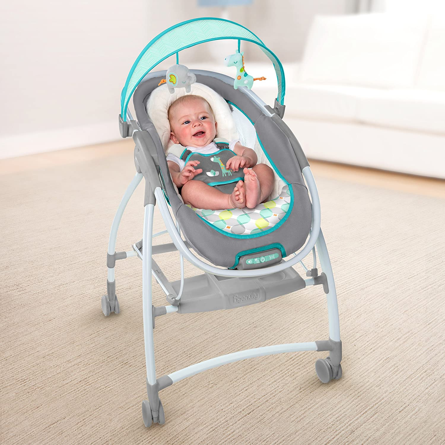 Amazon Ingenuity Inreach Mobile Lounger And Bouncer Baby