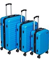 """AmazonBasics Hardside Luggage Spinner Set (20"""", 24"""", 28"""")"""