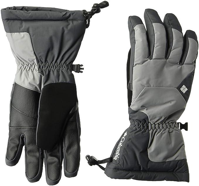 Columbia Men's Tumalo Mountain Glove, Boulder, Shark, Small