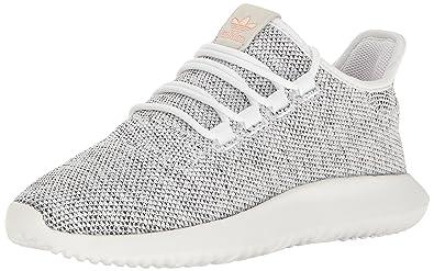 adidas donne ombra tubulare originali calzature bianco / grigio perla