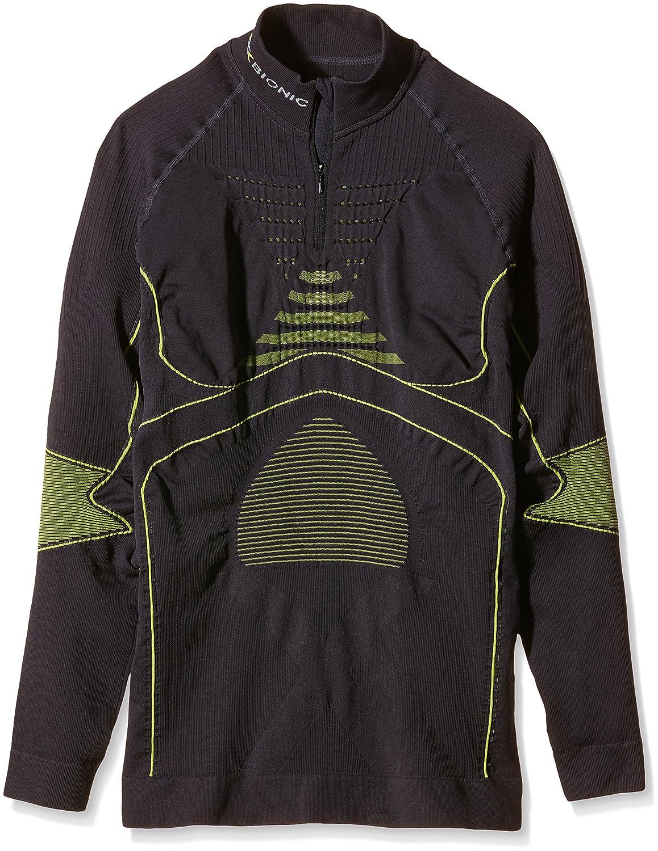 X-Bionic Erwachsene Funktionsbekleidung Man Acc Evo UW Shirt LG SL Zip Up
