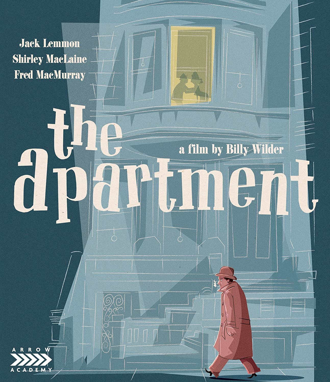 The Apartment Limited Edition Blu-ray
