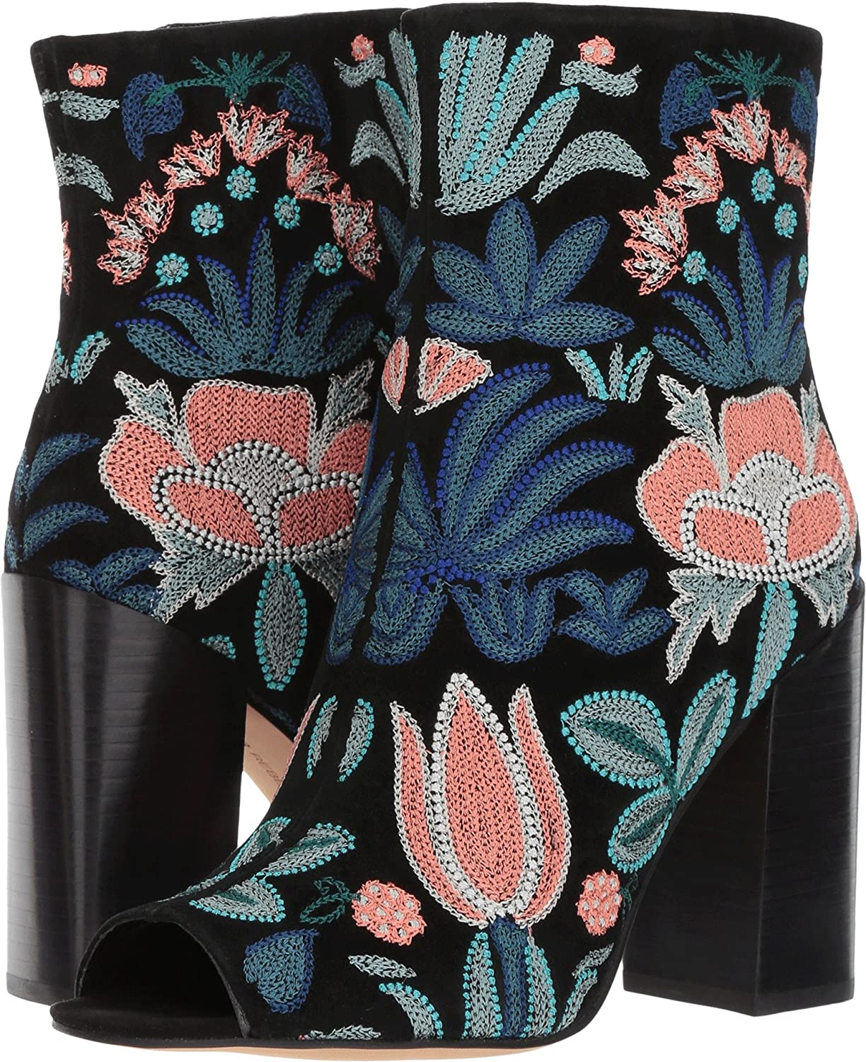 Rebecca Minkoff Womens Billie Embroidered