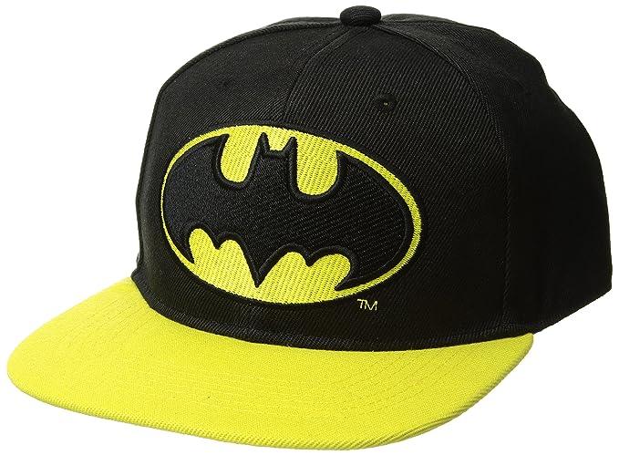0d2c8b4c0cc Amazon.com  DC Comics Batman Baseball Cap  Clothing