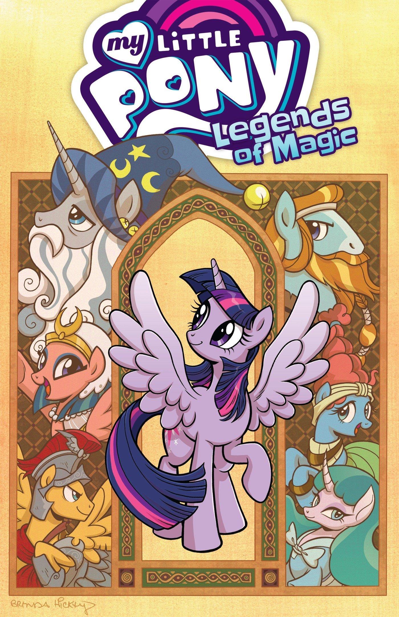 My Little Pony: Legends of Magic, Vol. 1 (MLP Legends of Magic)