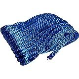 Polypropylen-Seil, 30m x 8mm, gewickelt, Blau