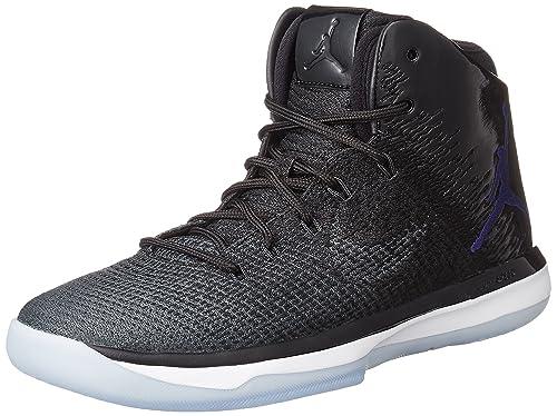 Nike 845037-002, Zapatillas de Baloncesto para Hombre, (Black ...