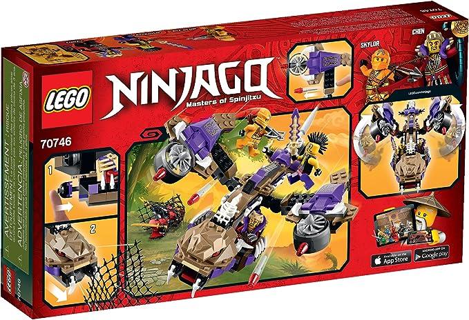 NISB 70746 LEGO Ninjago Condrai Copter Attack