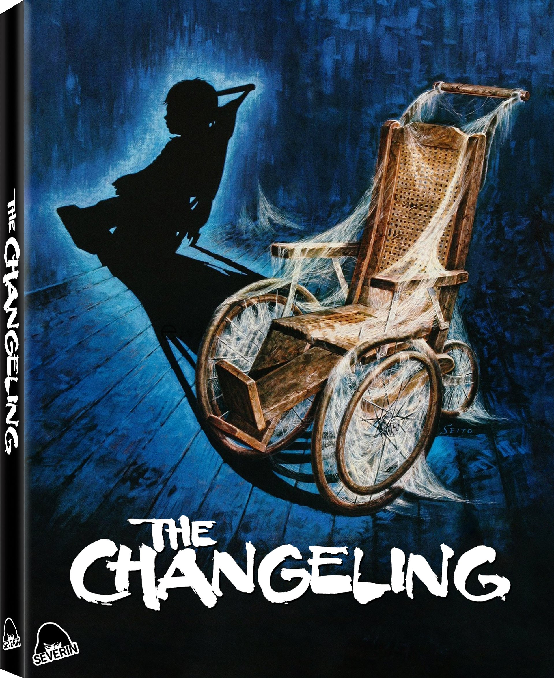 Blu-ray : The Changeling (With CD, 2 Pack, Widescreen, 2PC)