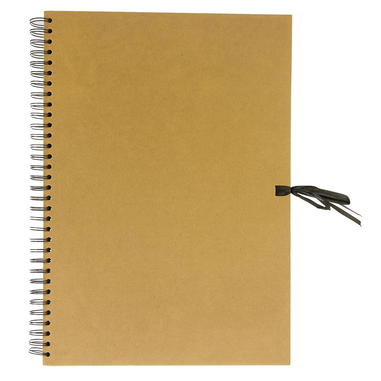 Seawhite quaderno di schizzi per ritratto copertina rigida A3 Seawhite of Brighton WOKA3