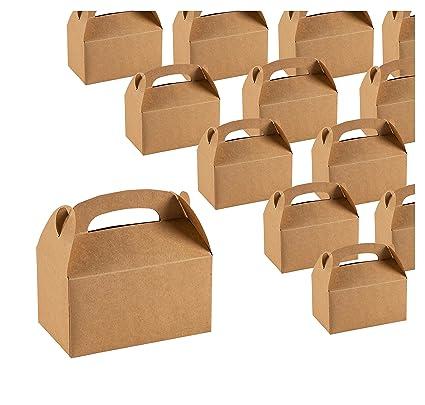 Cajas de dulces - Paquete de 24 cajas de papel para fiestas ...