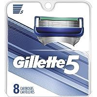 8-Count Gillette 5 Men's Razor Blade Refills
