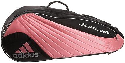 a022e2dcd5d8 Amazon.com  adidas 5123758 Barricade II Tour 3 Racquet