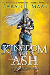 Kingdom of Ash (Throne of Glass) Hardcover