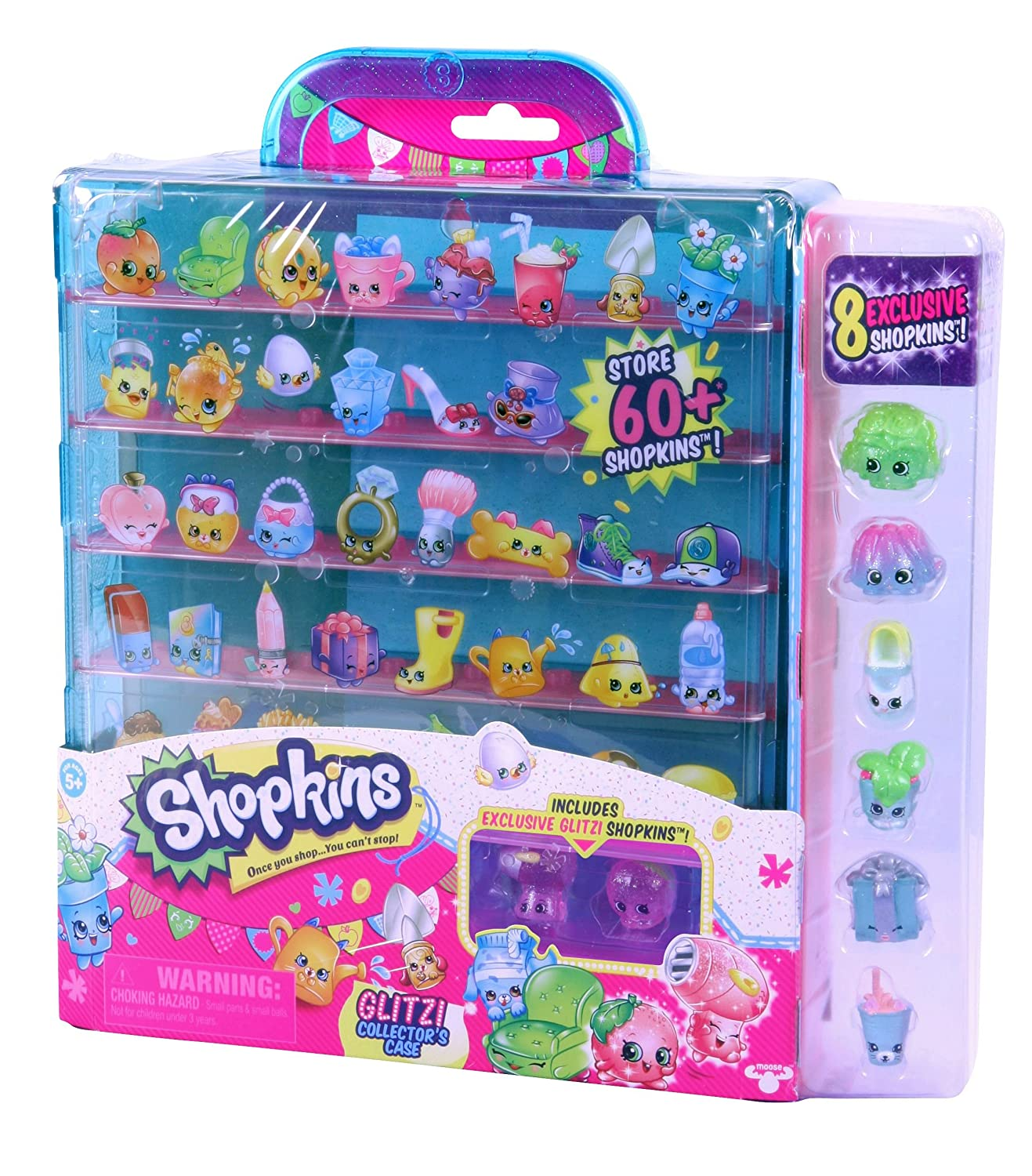 Collectors Case for Shopkins