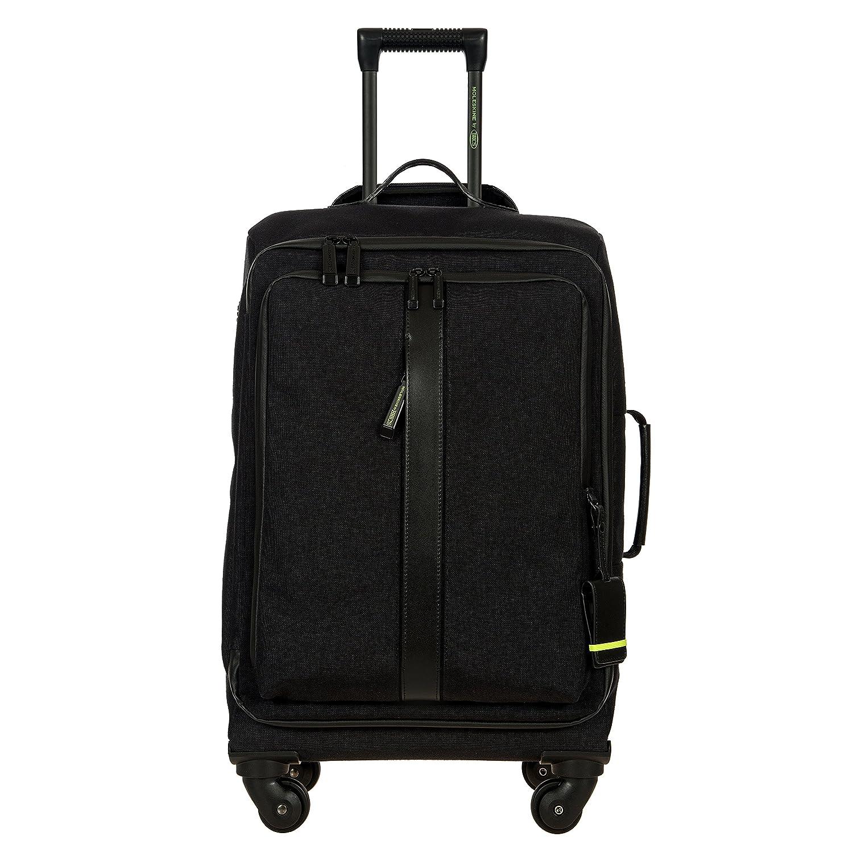 [ブリックス] スーツケース等保証付 82L 77cm 3.9kg BKN08145 B01MXER3Z8ブラック