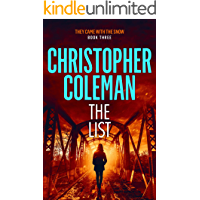 The List (They Came with the Snow Book 3) book cover