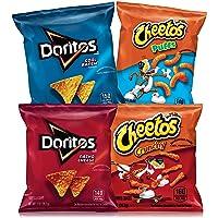 Deals on 40 Count Frito-Lay Doritos & Cheetos Mix Variety Pack