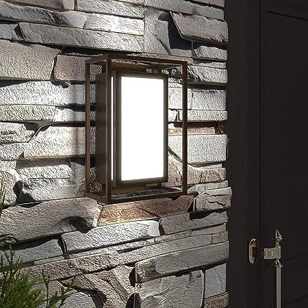 Amazon.com: Artika GHO-BZ-RN Ghost - Aplique de pared para ...