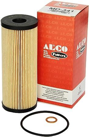 ALCO Ölfilter MD-341 Papierfilter