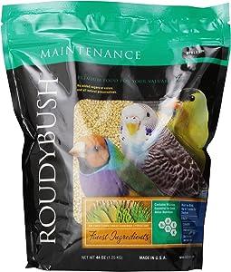 Roudybush Daily Maintenance Bird Food, Nibles, 44-Ounce
