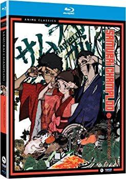 Samurai Champloo: The Complete Series on Blu-ray