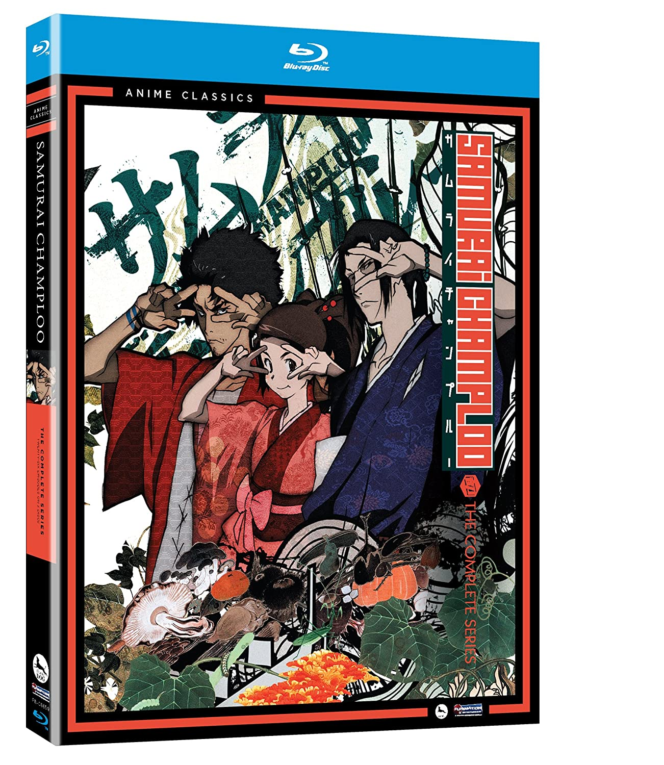 Samurai Champloo: The Complete Series by Amazon