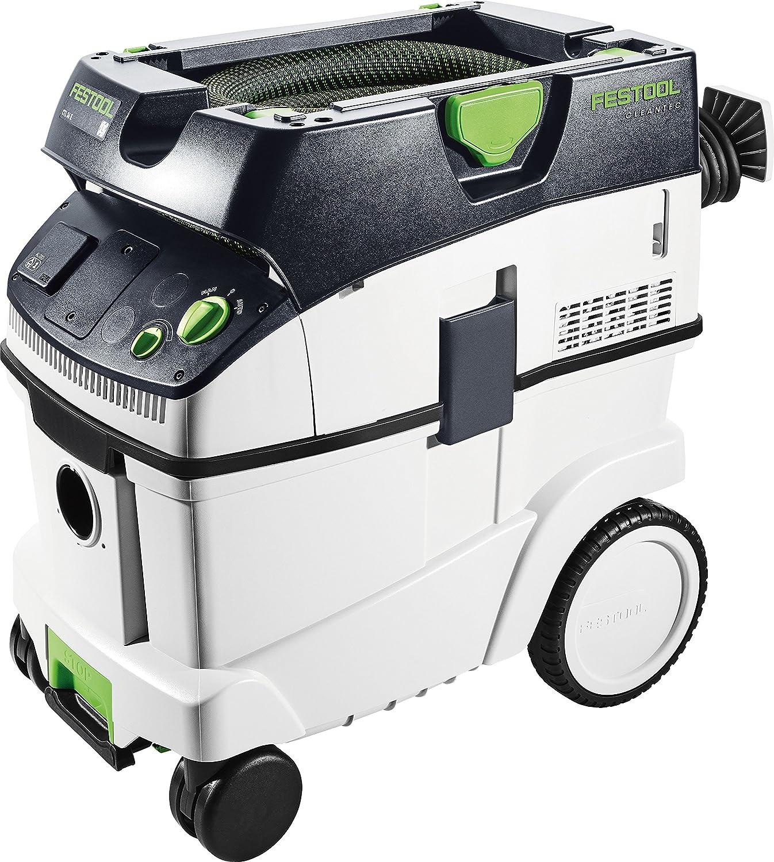 Festool 574968 - Extractor de polvo móvil, 240 V, color gris: Amazon.es: Bricolaje y herramientas