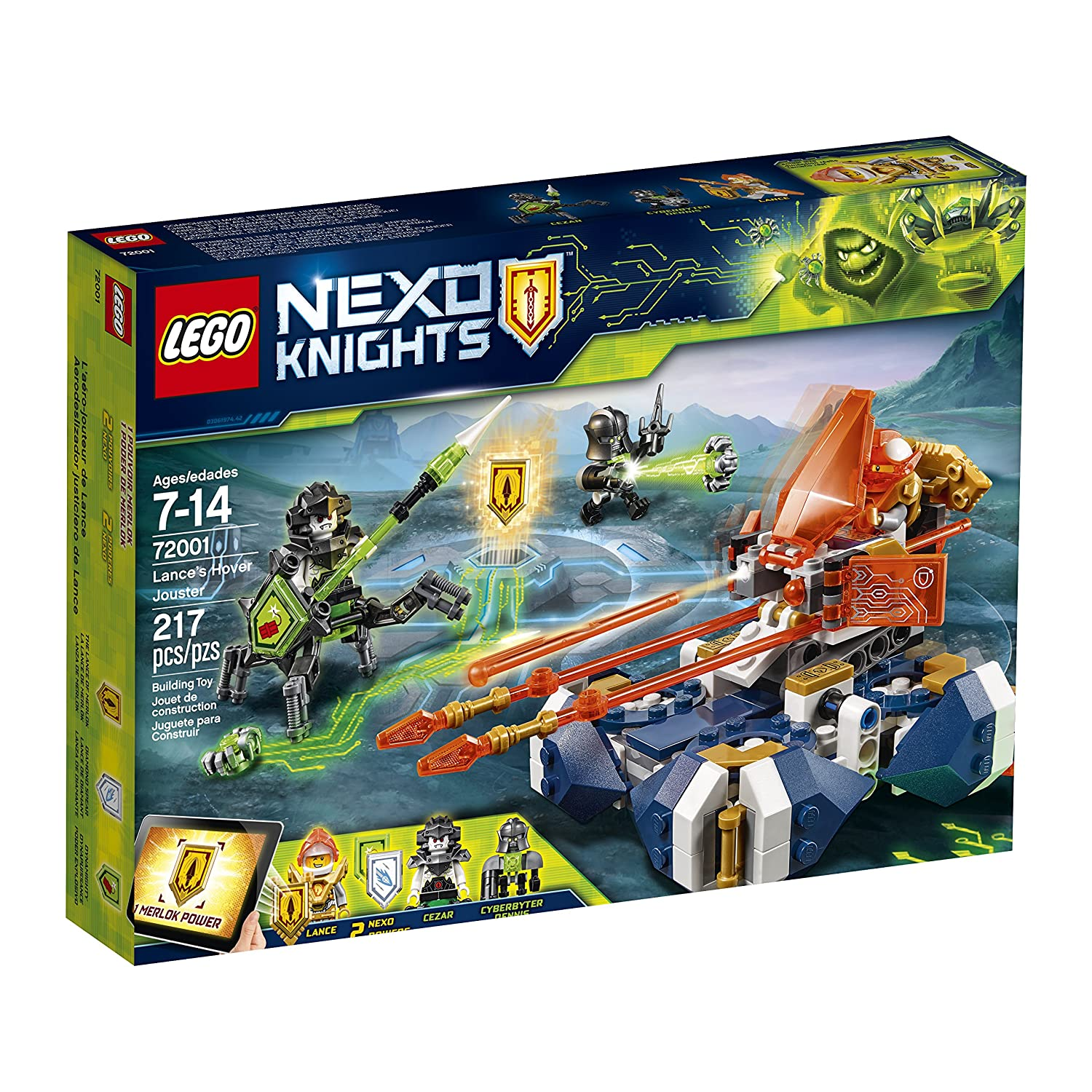 Top 9 Best LEGO Nexo Knights Set Reviews in 2021 16