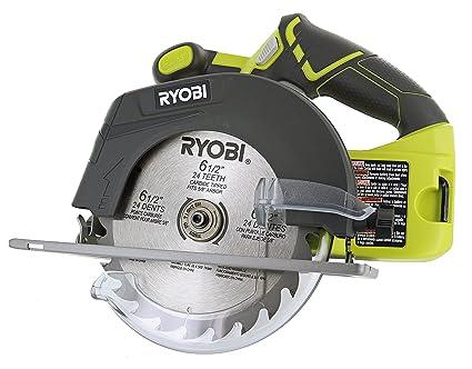 Ryobi p507 one 18v lithium ion cordless 6 12 inch 4 700 rpm ryobi p507 one 18v lithium ion cordless 6 12 inch 4700 rpm circular saw keyboard keysfo Choice Image