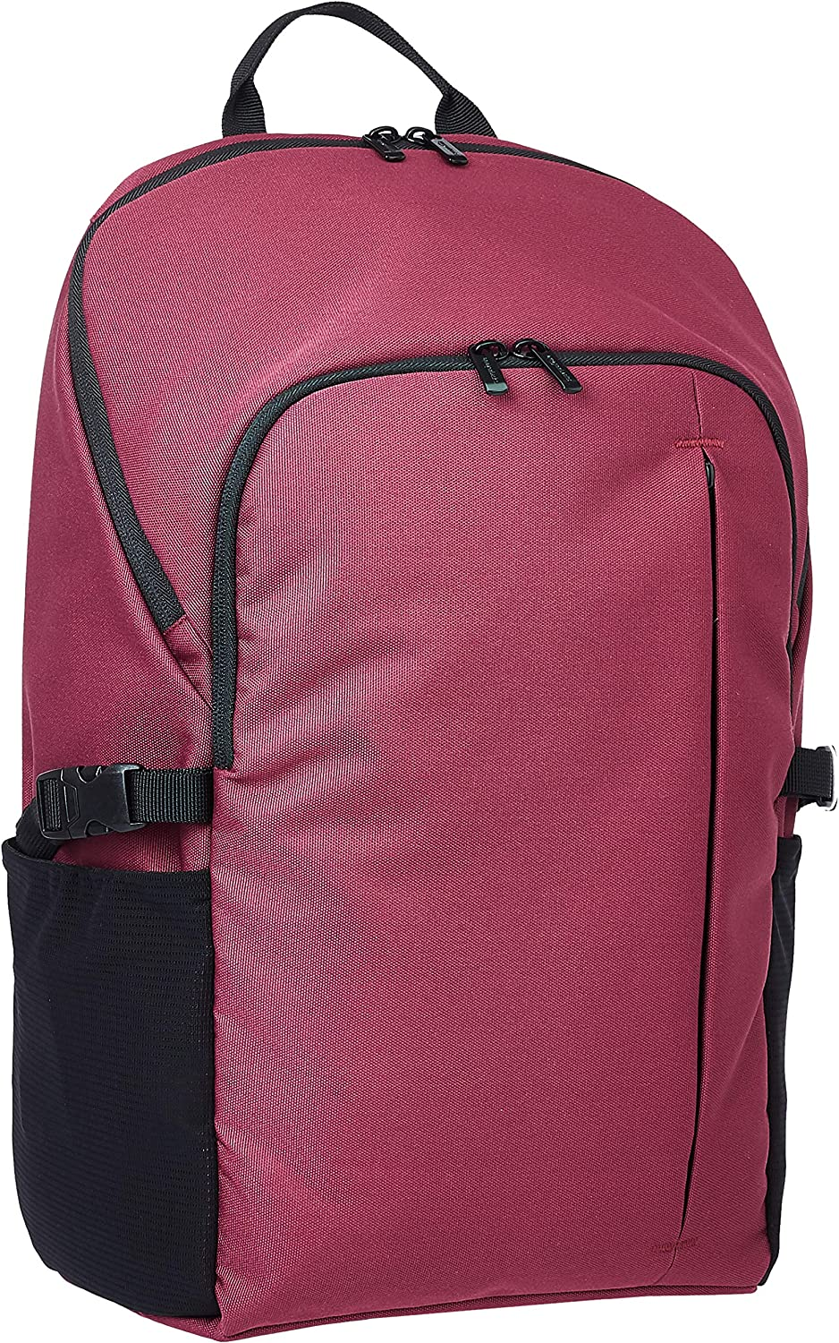 AmazonBasics Campus Backpack for Laptops up to 15-Inches - Maroon