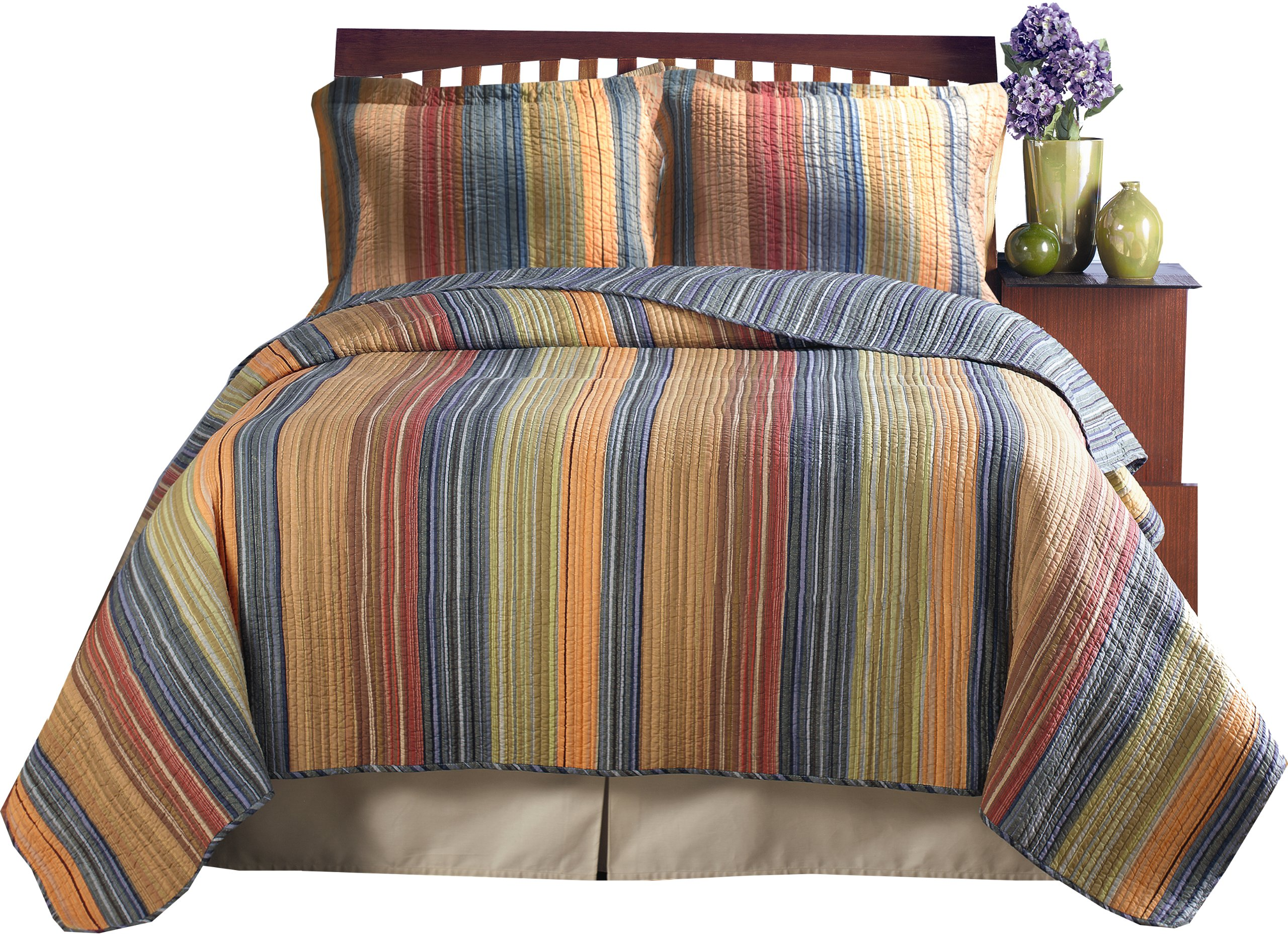 Greenland Home Katy King Quilt Set by Greenland Home