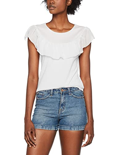 Only Onltascha S/L Top Jrs, Camiseta para Mujer