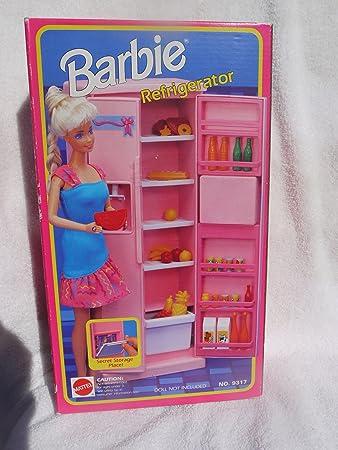 Barbie Kühlschrank: Amazon.de: Spielzeug